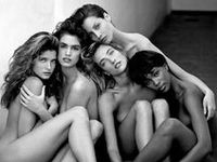 SUPERMODELS of 1990s
