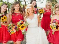 Current Bridesmaid Dresses and Trends