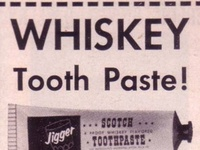 Terrible and hilarious ads from the past.
