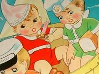 collection of nursery rhymes & fingerplays for young children #preschool