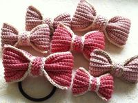 ... Crochet Accessories on Pinterest Tutorial Crochet, Crochet Hair