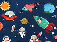 Thema 'De ruimte'
