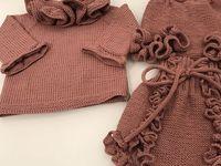 Knitting Baby romper, soaker, pants, onesie   ecc.... / Tutine, pagliaccetti, salopette, pantaloni, mutandine a maglia