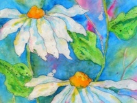 Watercolor art  and art inspiration