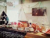 Mesas de postres, dulces y bocadillos