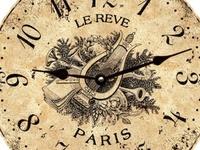 Clocks...