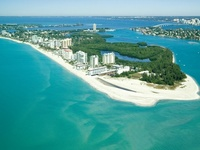 Destination wedding locations for recently engaged couples. Wedding locations are primarily in Florida, including the Keys, KeyWest.