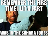 Chuck Norris Obsession