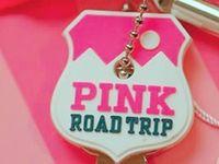 Pink travel!
