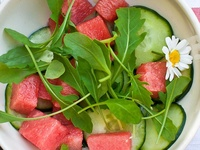 Summer melon season!! Love!
