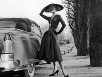 Fashion Archives 1950