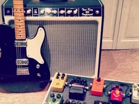 Guitars, Effects and Amps