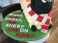 Cake Decorations In Aberdeen : 55 best My Cake Creations images on Pinterest Cake ...