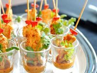 Appetisers and Canapés ® / Those little things you serve to try and be a bit posh