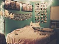 Teen Room Decor On Pinterest The Wall Teen Girl Rooms And Desks