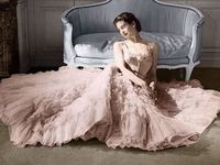 dresses, gowns, suits, shoes and accessories in fashion history and bygone eras