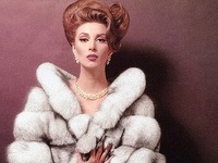 Fabulous and fun fur fashions