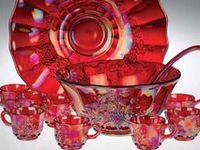 Antiques: Glass - Carnival