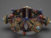Jewelry - Beaded Bracelets. / Lovely seed bead inspired bracelets.