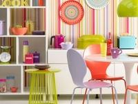 colorful interior designs and decor