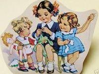 Vintage Needlebooks