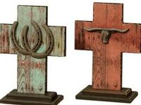 Country Western Crosses
