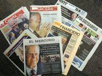 Portadas históricas / Todo lo que creo que sirve en la historia del periodismo.