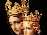 Saints, Angels, Madonnas, Virgin Mary, Santos, Blessed Mother, Our Lady, La Virgen, Nuestra Señora, La Virgen Maria.