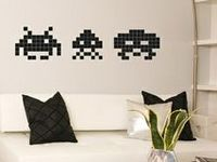 Space Invaders / Planned, developed, and released by TAITO Corporation (TAITO), the 1978 arcade game SPACE INVADERS became an instant global phenomenon. Today, its iconic characters frequently appear both in licensed projects worldwide and as TAITO's corporate mascots. TAITO is the exclusive owner of the global intellectual property rights, including copyrights and trademarks, for SPACE INVADERS and its characters, and takes an active role regarding new SPACE INVADERS related enterprises.