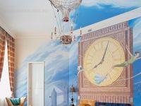 Neverland bedroom