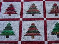 The happiest time of the year. Quilts, decorating, gift ideas, etc
