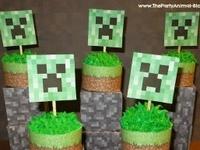 Minecraft Party