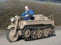 Modern, Vehicle