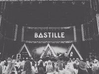 bastille band snl