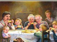 "THINKSGIVING !!!....  {  ""  FAMILY  "" } !!!...."
