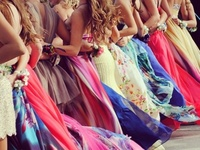 Ballroom dress, Homecoming dresses and Elegant dresses