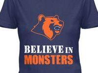 I Love Chicago Bears