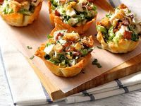 1000+ images about Entrees, side dishes & canapés on Pinterest | Mini ...