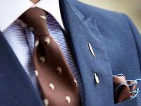 Suits | Ties | Style | Class | Living | Men