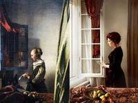 31 best images about groep 8 levende foto van schilderij on pinterest - Fotos van levende ...