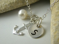 Personalized custom jewelry and gifts for your bridesmaids and flower girls.