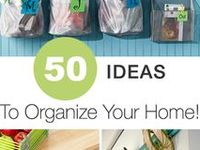 Cleaning / Organization  tips