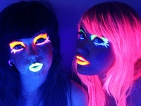 Parties: Glow -or- Blacklight