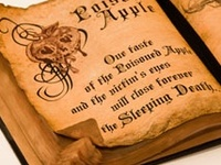 Halloween: Spell Books, Potions, Apothecary Jars & Labels
