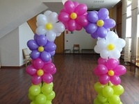 1000 images about decoraciones con globos on pinterest - Lozano decoraciones ...