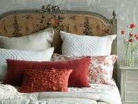 French Bedrooms...Les Chambres