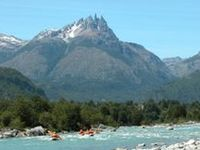 Duckies, Bugs, Canoes & Craft / Local and international outfitters offer a variety of whitewater options on the Futaleufú, Azul and Espolon Rivers.