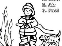 1000 Images About Fire Safety For Kids On Pinterest