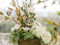 ideas and inspiration for your wedding table centrepieces