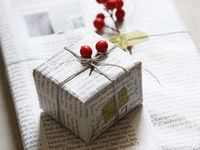 | GIFT WRAP | PACKAGING |